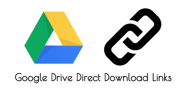 How to Get Direct Download Links of Google Drive Files