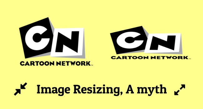 image resizing explained