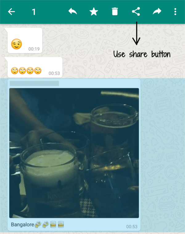 share button whatsapp
